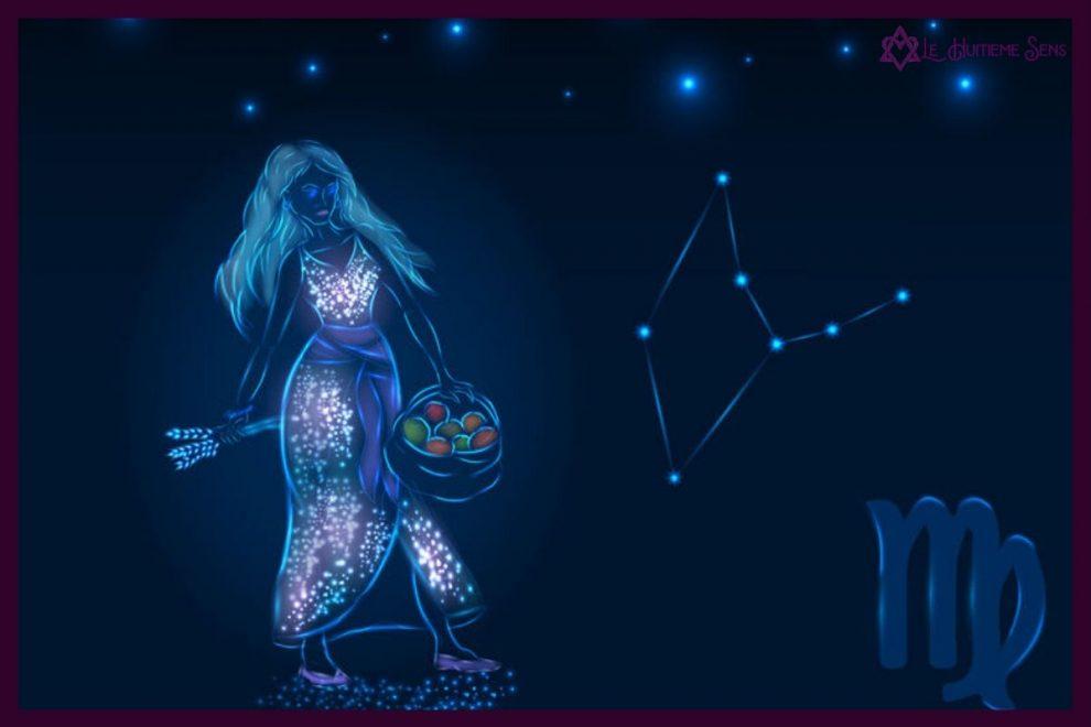 Horoscope Vierge astrologie et voyance amour pour femme
