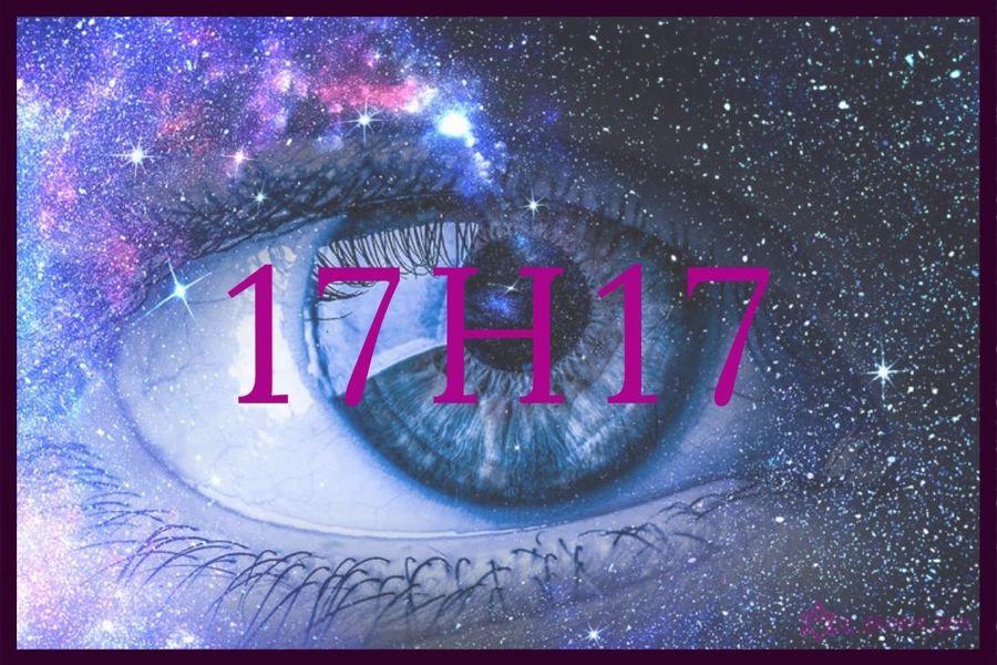 heure miroir 17h17 : quel est le message des anges